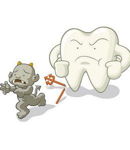 做窝沟封闭预防蛀牙