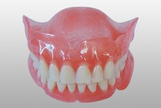 全口种植牙图片模型