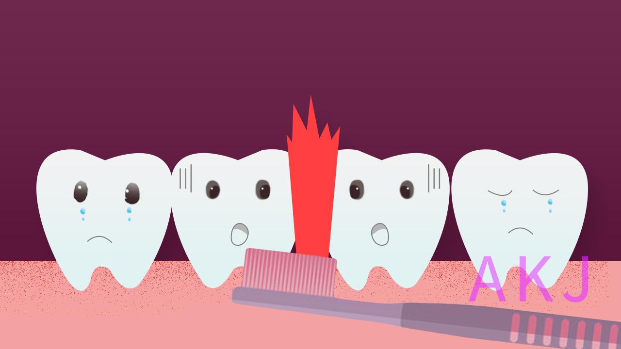 刷牙出血,你可能需要看牙了