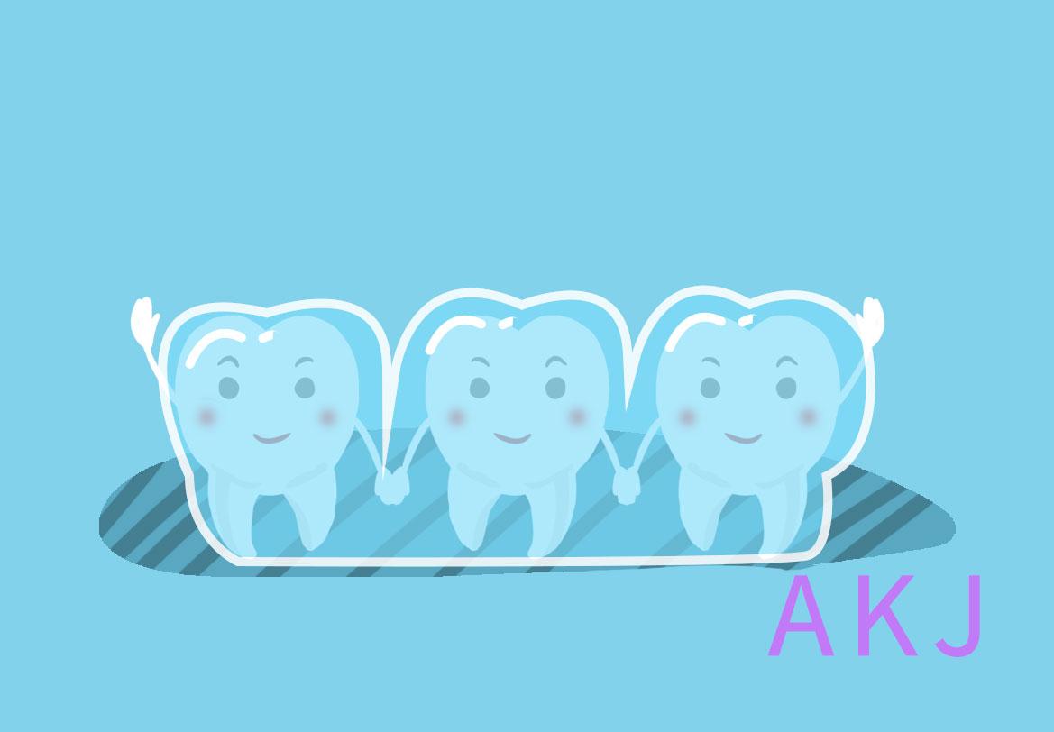 透明隐形牙套