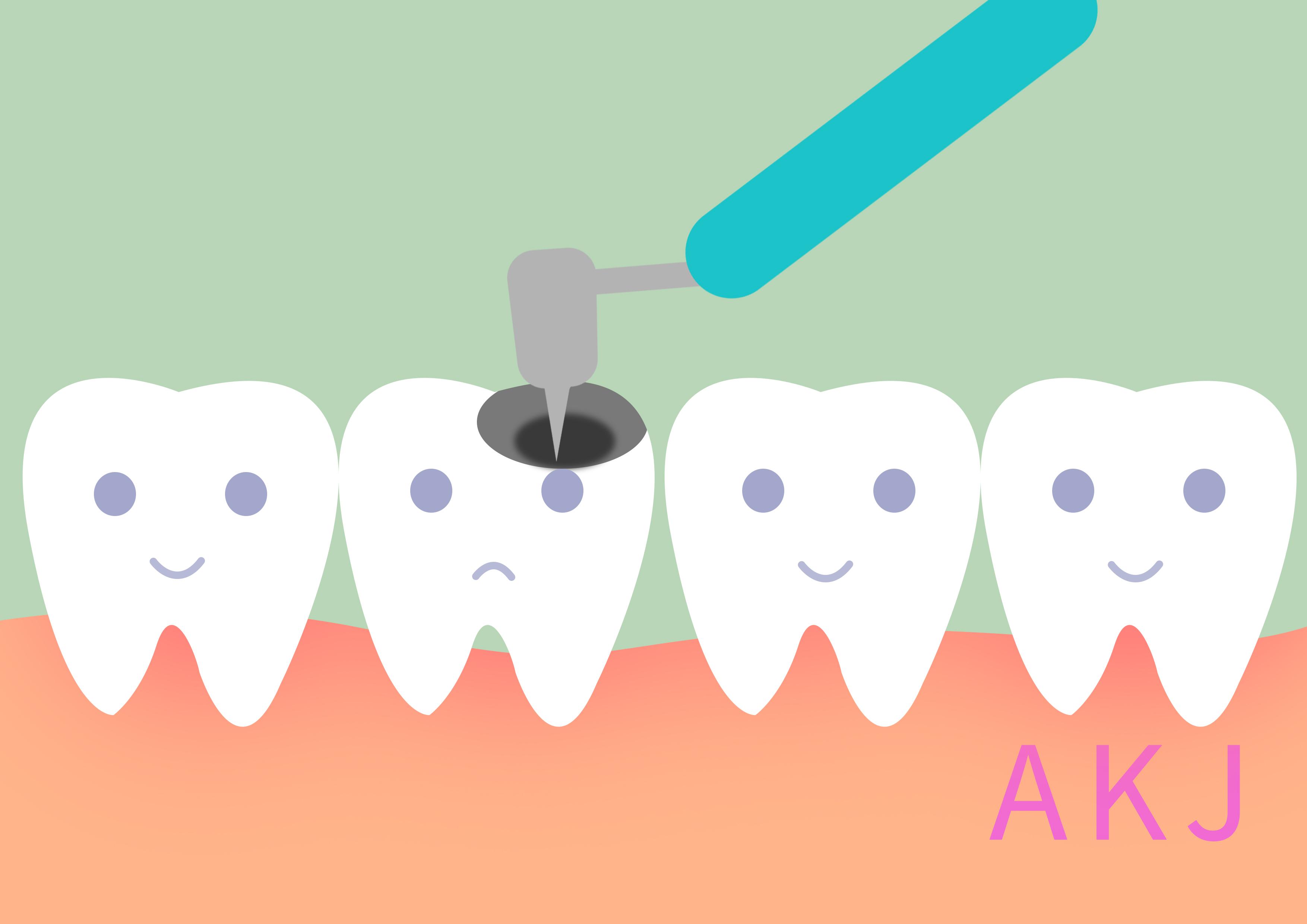 补牙用玻璃离子还是树脂
