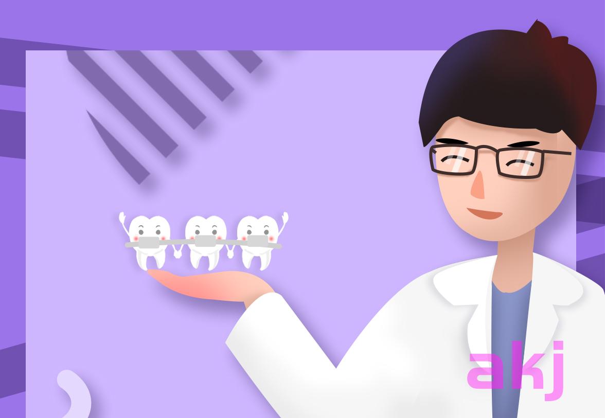 牙科医生示意图片