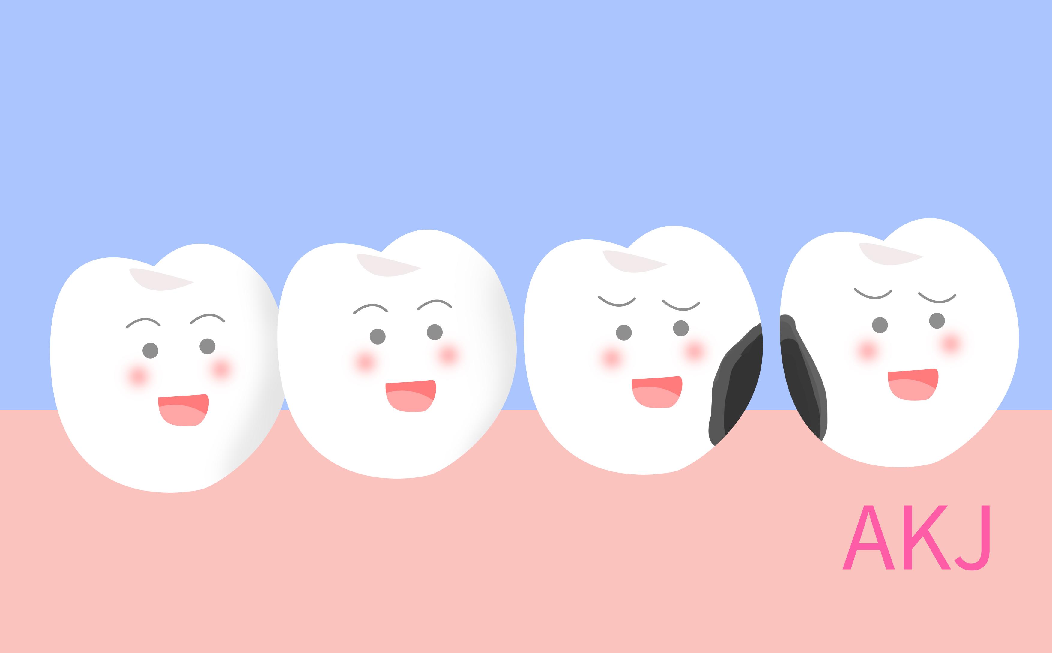 儿童蛀牙的预防注意事项