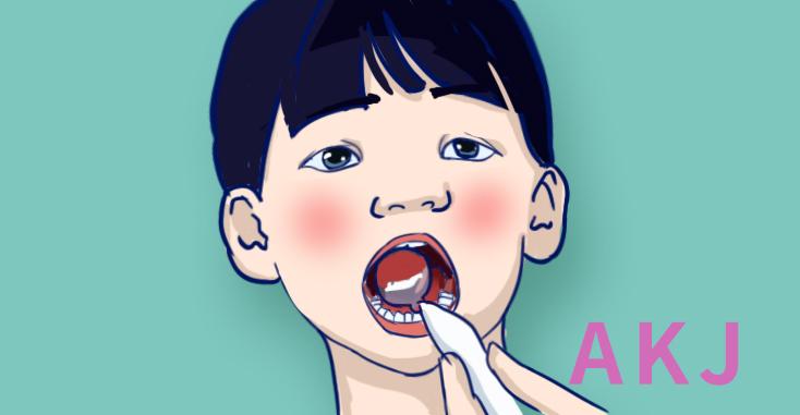 儿童口腔检查