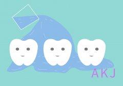 洗牙后牙缝为什么变大了?会自行恢复吗
